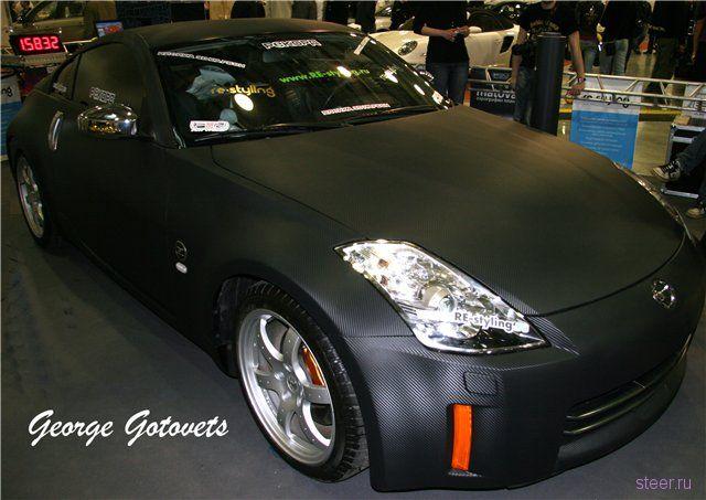 Крокус экспо. Выставка автомобилей 2009 (фото)