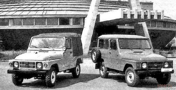 Москвич-2150: «Первый советский внедорожник»: неизвестная история (фото)
