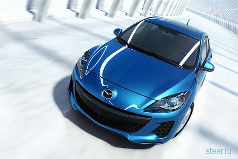 Mazda3 обновилась и получила новую силовую установку (фото)