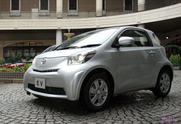 Toyota: гибриды — не единственный путь в будущее