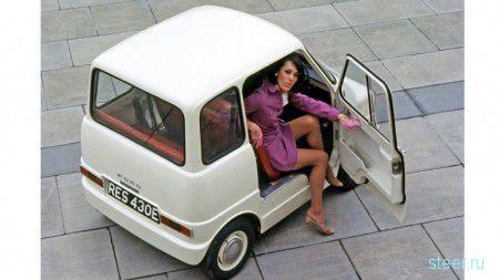 Ford Comuta: электрокар 1967 года (фото)