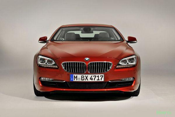 Концерн BMW официально представил модель BMW 6 Series Coupe третьего поколения (фото и видео).