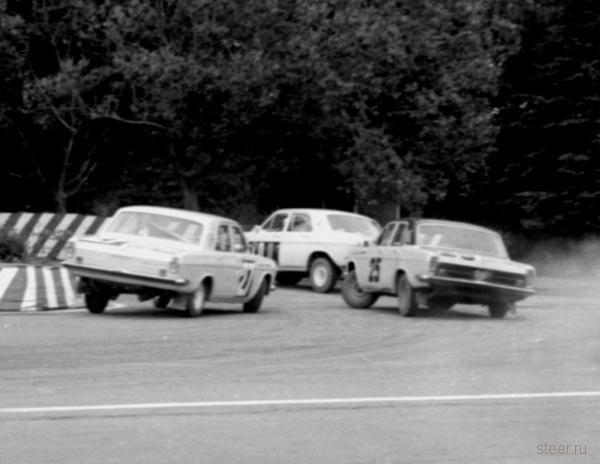 Кольцевые автогонки в СССР 1970-80г. (фото)