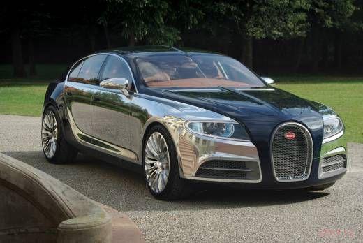 Закрытая премьера Bugatti 16 C Galibier (фото)
