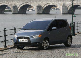 В России стартуют продажи Mitsubishi Colt (фото)