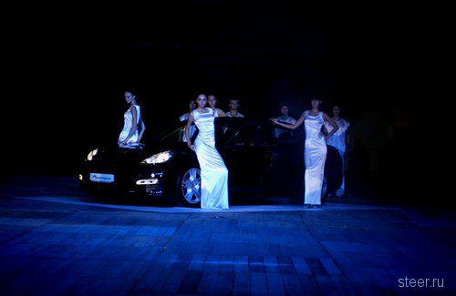 Porsche Panamera: премьера в Челябинске (фото)