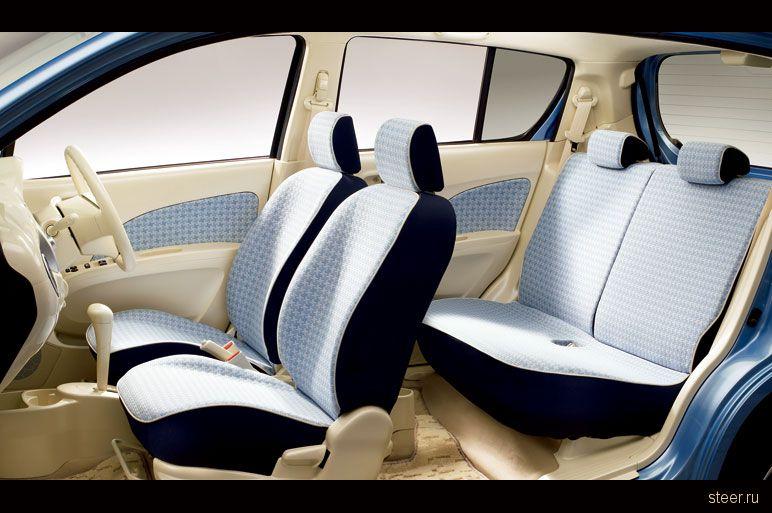 Suzuki выводит на японский рынок новое поколение микро-кара Alto (фото)