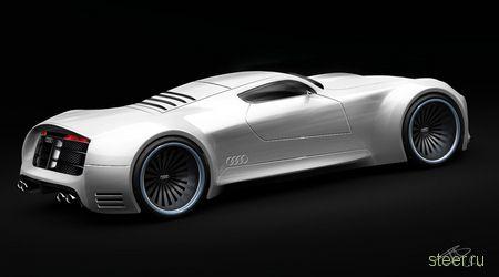 Audi R10 V10 Concept