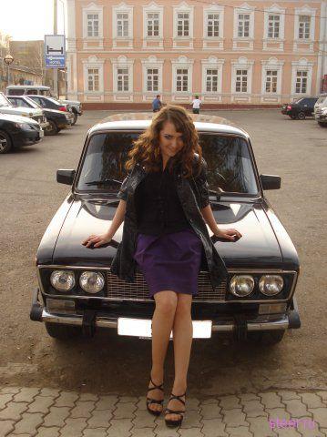 Российские автоледи (часть 2)