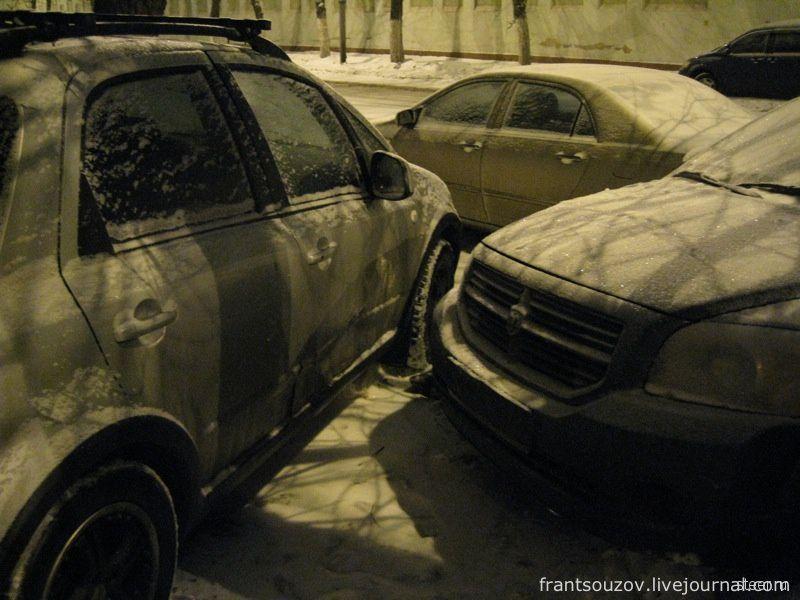 ДТП с участием 8 машин (фото и видео)