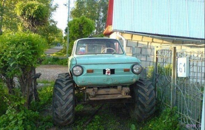 Безумие русского тюнинга (фото)