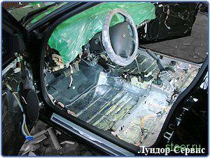 Шумоизоляция автомобиля в подробностях (обзор и фото)
