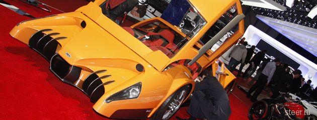 Ужасы Женевского автосалона (фото)