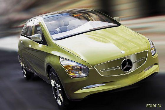 Mercedes готов к серийному производству гибридов