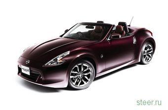 Nissan Fairlady Z Roadster победил в конкурсе Автомобильный цвет года (фото)