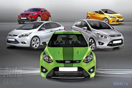 Новый Ford Focus (фото)