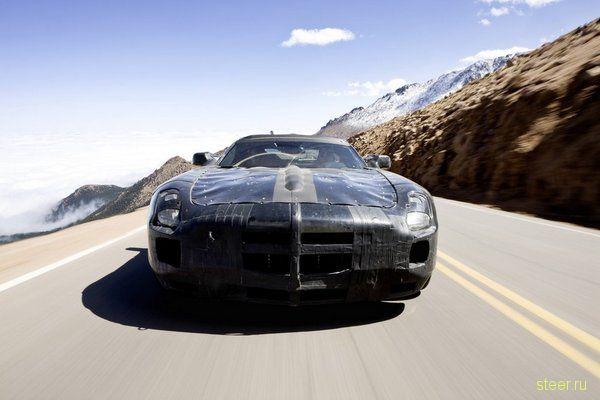 Mercedes-Benz и AMG кризису вопреки: новый супер-кар SLS AMG Gullwing скоро выйдет в серию