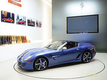 Ferrari Superamerica 45 : уникальный суперкар специально для коллекционера (фото)