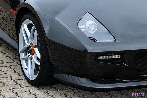 Lancia Stratus : самый страшный новый автомобиль? (фото)