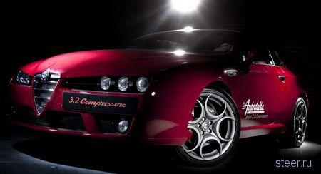 Autodelta «прокачала» спецверсию Alfa Romeo Brera S 3.2 от Prodrive (фото)