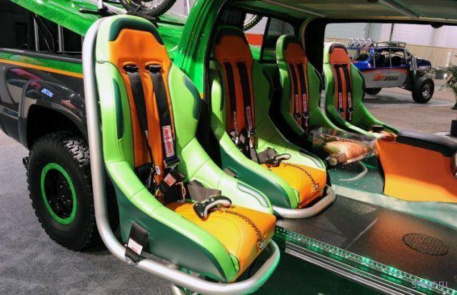 Авто для геймера (фото)