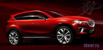 Mazda Minagi Concept станет главной премьерой японского бренда в Женеве. (фото)