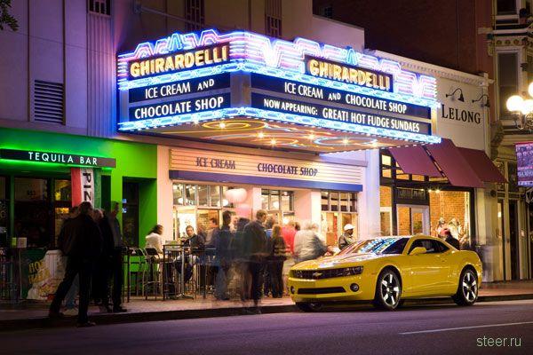 Новый Chevrolet Camaro появился в продаже (фото)