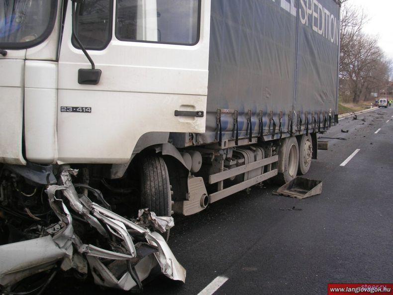 страшная авария в венгрии