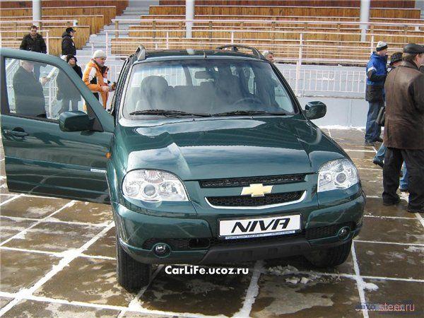 Chevrolet Niva 2009