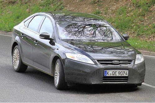 Обновленный Ford Mondeo – премьера осенью (фото)