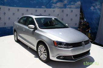 Volkswagen представил 6 поколение модели Jetta (фото)