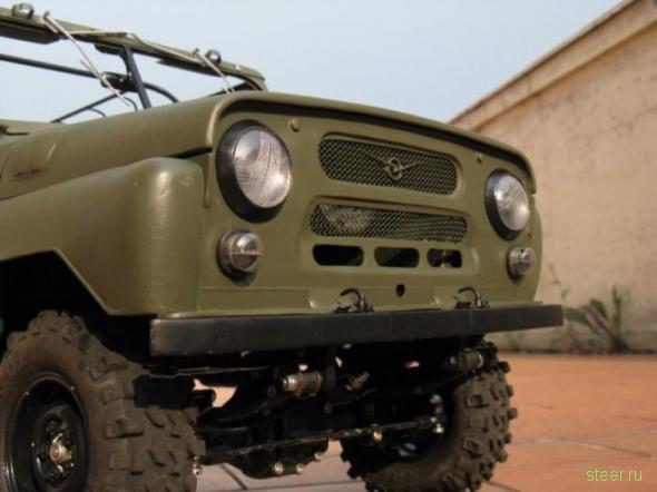 УАЗ 469Б итальянской сборки (фото)