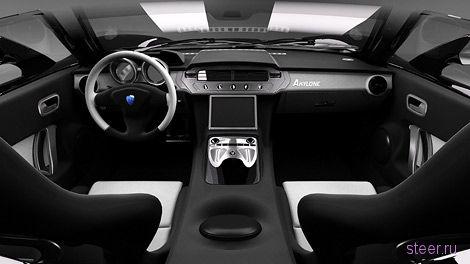 Akylone: Французы рассекретили конкурента Bugatti Veyron (фото)