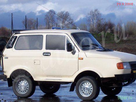 самодельная авто за 60 000 рублей