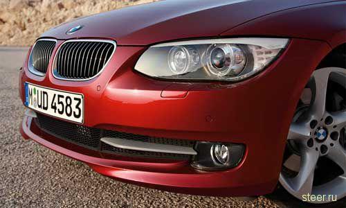 BMW рассекречивает обновленное купе (фото)