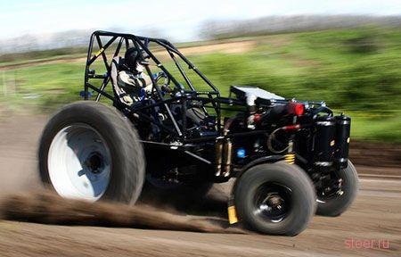 Российский трактор на базе Беларуса развивает скорость свыше 100 км/ч (фото)