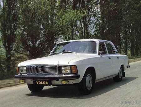 «Волга» - от рассвета до заката (фото)