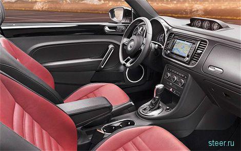 VW Beetle нового поколения : первые фото (фото)