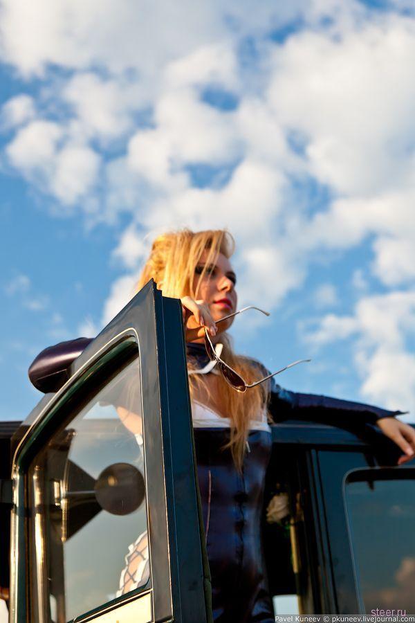 Девушки на АвтоЭкзотике 2011 (фото)