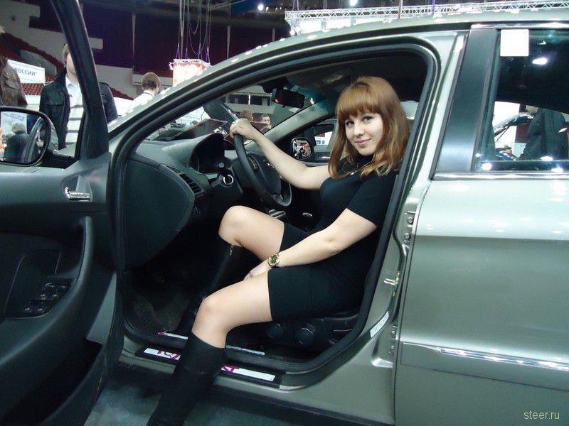 Российские автоледи (часть 23)