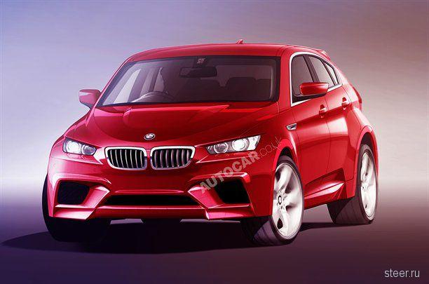 У BMW будет модель Х4 (фото)