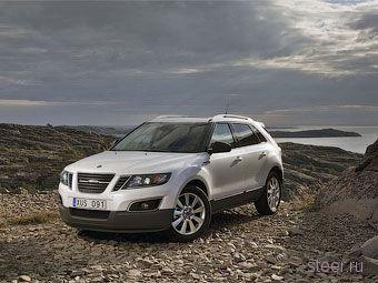 Компания Saab официально представила новый кроссовер (фото)