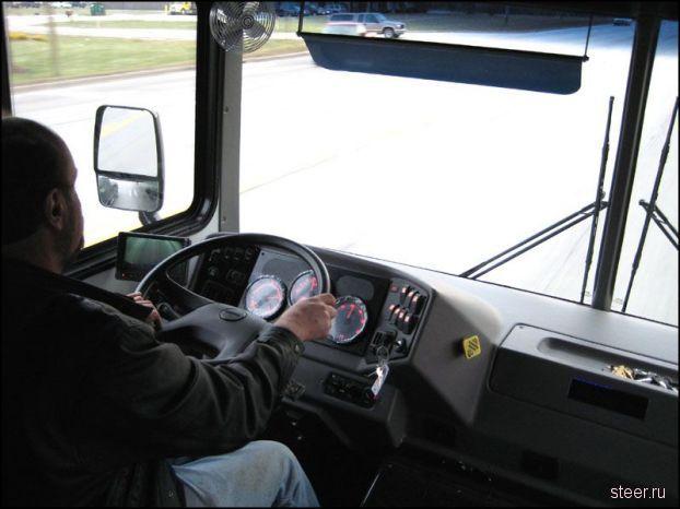 тюнинг автобуса