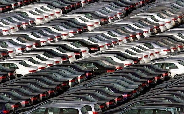 дилеры отказываются от автомобилей