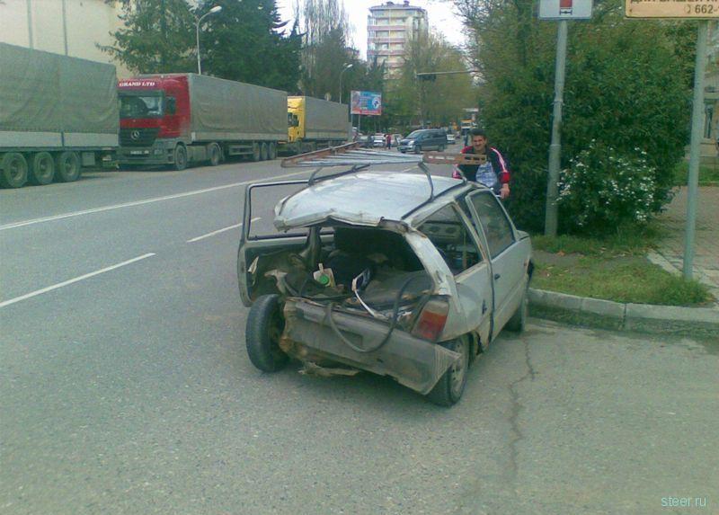 Деда едет в Краснодар (фото и видео)