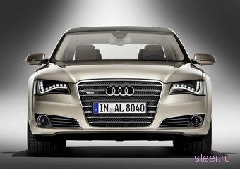 A8 L W12 quattro : новый флагман Audi  (фото)
