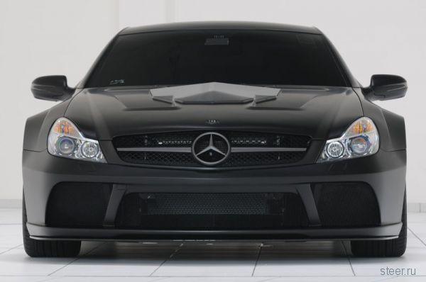 Mercedes Brabus T65 RS Vanish : 800 лошадей (фото)