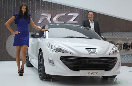 Peugeot готовит родстер RCZ? (фото)
