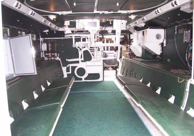 Танк-лимузин (фото)