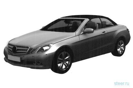 Первые официальные изображения нового купе-кабриолета Mercedes-Benz E-класса (фото)